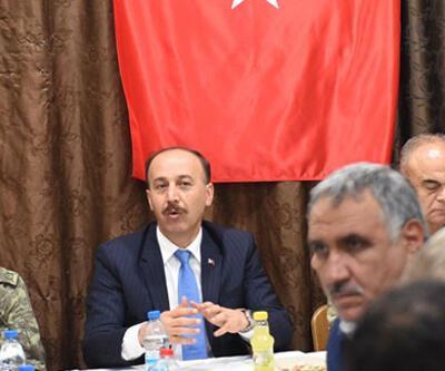 Vali açıkladı! Tel abyad ve Resulayn'da 4 bin yerel polis göreve başlayacak