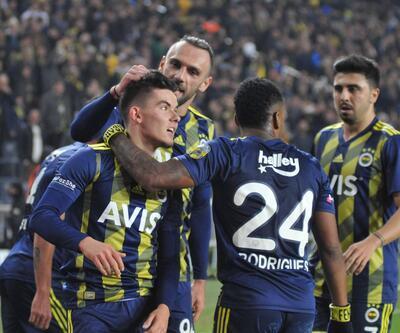 Kadıköy'de taraftar gole duydu
