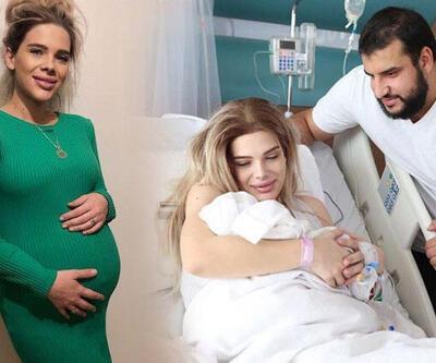 Damla Ersubaşı 2. kez anne oldu