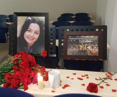 Arkadaşlarından Ceren Özdemir'e doğum günü klibi
