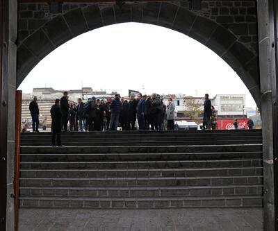 Büyükelçiler Diyarbakır'da