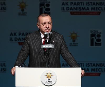 Cumhurbaşkanı Erdoğan'dan Şehir Üniversitesi ile ilgili açıklama