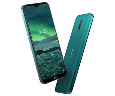 2 gün kullanım süresi sunan Nokia 2.3 modelini tanıttı