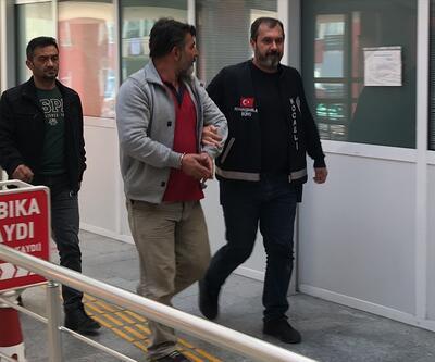 10 yıl hapis cezası bulunan şahıs yakalandı