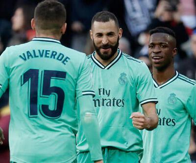 Real Madrid galibiyet serisini 4 maça çıkardı