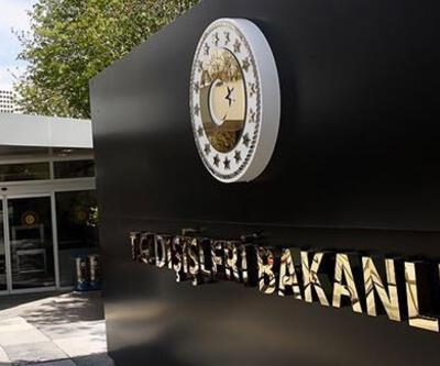 Dışişleri'nden Miçotakis'in skandal sözlerine tepki: İftira dolu iddiaları reddediyoruz