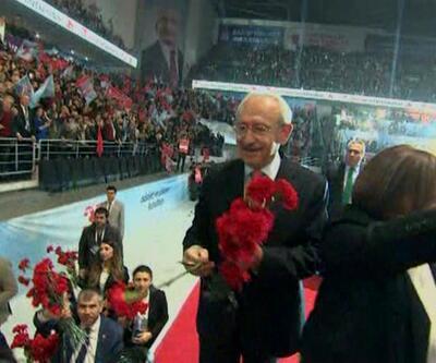 CHP'de olağan kongre süreci