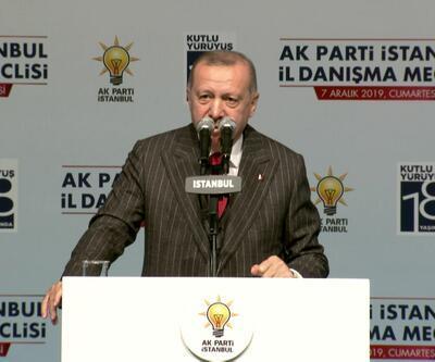 Erdoğan'dan Yunanistan'a tepki