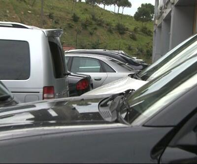 10 saniyede araba hırsızlığı