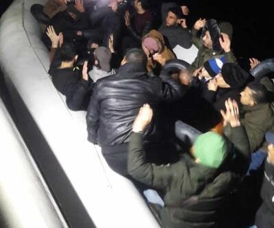 Aydın'da 92 kaçak göçmen yakalandı