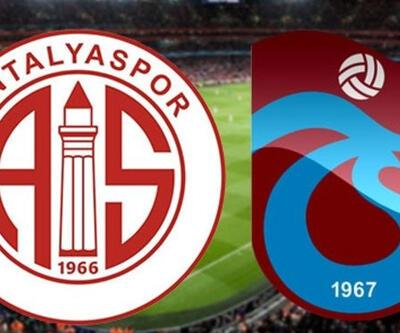 Antalyaspor Trabzonspor CANLI YAYIN