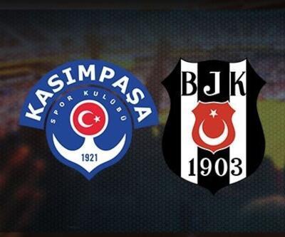 Kasımpaşa Beşiktaş CANLI YAYIN