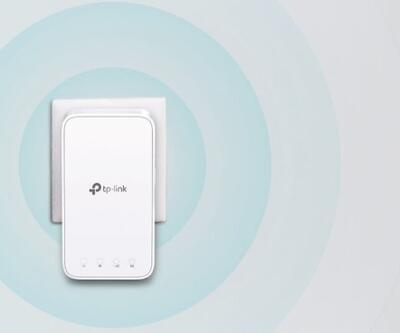 Kapsamı geniş bir Mesh Wi-Fi sistemi elde edin