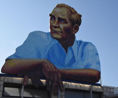 Atatürk heykelini yapan sanatçı konuştu