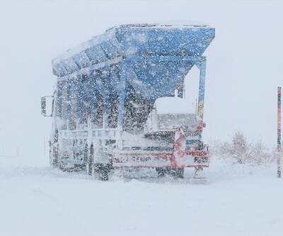 Van'da kar ve tipi etkili oluyor
