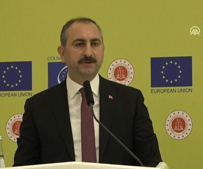 Adalet Bakanı: Hak ve özgürlükler için eylem planı hazırlıyoruz