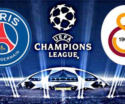 PSG Galatasaray Şampiyonlar Ligi maçı ne zaman, saat kaçta, hangi kanalda?