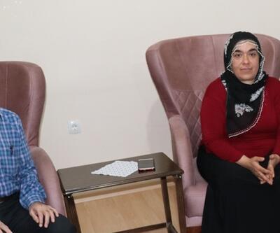 Oğlu PKK'nın elinden kurtuldu! Cumhurbaşkanı Erdoğan'dan geçmiş olsun telefonu