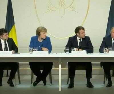 Rusya ve Ukrayna liderleri tam ateşkeste anlaştı