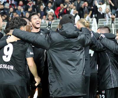 Beşiktaş 20 milyon 300 bin lirayı kaptı