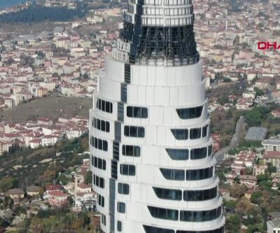 Çamlıca Televizyon Kulesi bitiyor