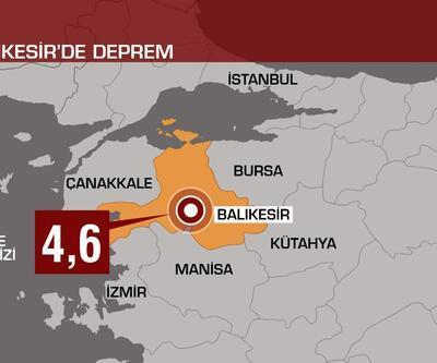 Balıkesir'deki deprem sonrası Vali Yazıcı'dan açıklama