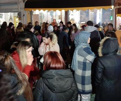 Deprem sonrası 18 kişi hastanelere başvurdu