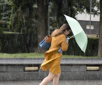 Meteoroloji bölge bölge uyardı: Kuvvetli yağış ve rüzgar geliyor!