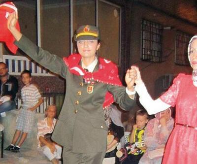 Şehit Astsubay Esma Çevik'in hikayesi: Hukuk kazandı, askerliği seçti