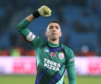 Galatasaray'ın en büyük kozu Muslera