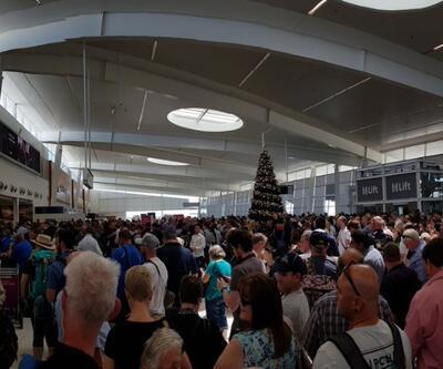Son dakika... Avustralya'da Adelaide Havaalanı boşaltıldı