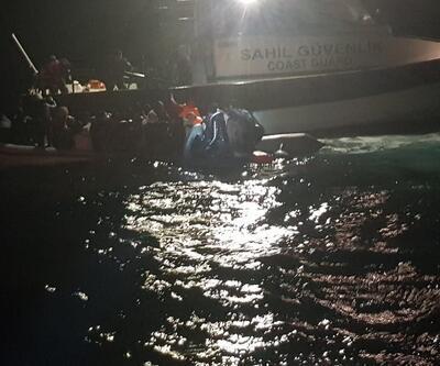 Enez'de 30 kaçak göçmen yakalandı