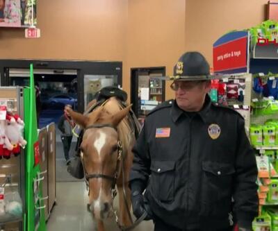 Atıyla dükkanı teftiş etti