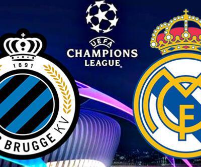 Club Brugge Real Madrid maçı ne zaman, saat kaçta, hangi kanalda?