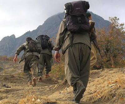 PKK'lı 3 terörist sınır kapısında teslim oldu