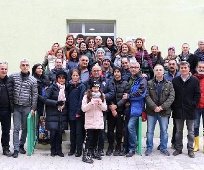 1992 Cerrahpaşa mezunları Altınova'da buluştu