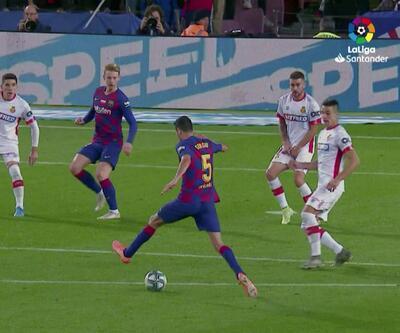 La Liga'da 16. haftanın en şık hareketleri