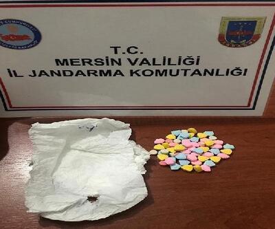 Erdemli'de uyuşturucu satıcılarına operasyon
