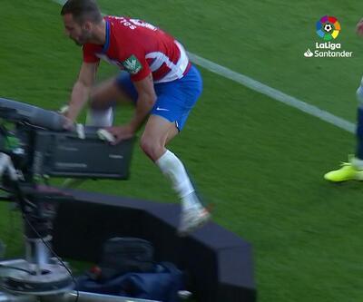 La Liga'da 16. haftanın en eğlenceli anları