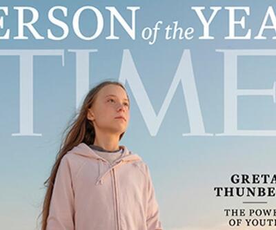 Son dakika... TIME Yılın Kişisi Greta Thunberg oldu