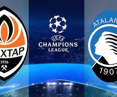 Shakhtar Donetsk Atalanta maçı ne zaman, saat kaçta, hangi kanalda?