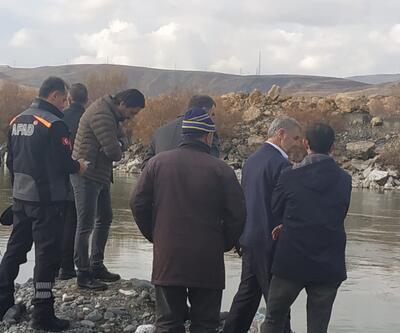 Murat Nehri'nde avlanan amatör balıkçının cansız bedenine ulaşıldı