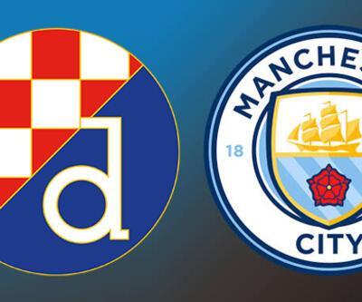 Dinamo Zagreb Manchester City maçı ne zaman, saat kaçta, hangi kanalda?