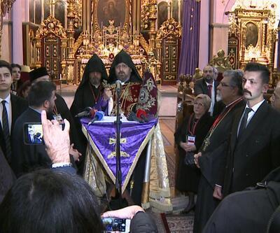 85. Ermeni patriği seçildi