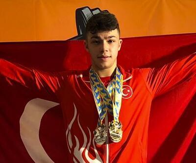 Hakan Şükrü Kurnaz rekorla şampiyon oldu