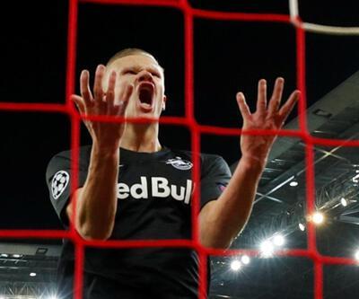 Salzburg-Liverpool maçına Haaland çıkarması!