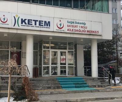 Sağlık merkezinde bıçaklı saldırı