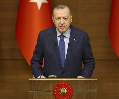 İmzalar atıldı... Cumhurbaşkanı Erdoğan'dan Kanal İstanbul açıklaması