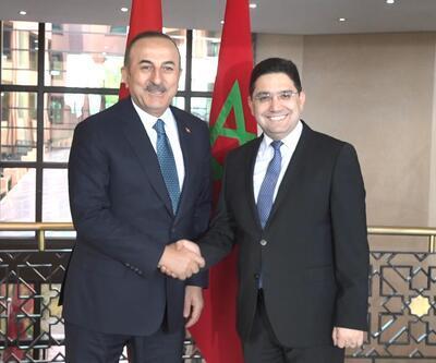 Çavuşoğlu, Fas Dışişleri Bakanı Nasser Bourita ile görüştü