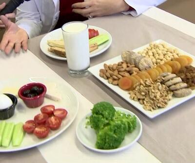 Güçlü bağışıklık için mevsim yiyecekleri yemek şart
